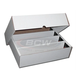BCW [Pickup Only] Cardboard Box 3200 Ct