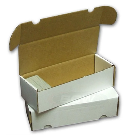 BCW [Pickup Only] Cardboard Box 550 Ct