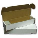BCW Cardboard Box 800 Ct