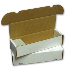 BCW [Pickup Only] Cardboard Box 660 Ct
