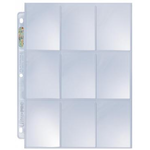 Ultra Pro Ultra Pro Holo: 9 Pocket Page (Individual)