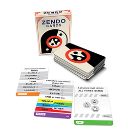 Looney Labs Zendo Cards (Expansion)