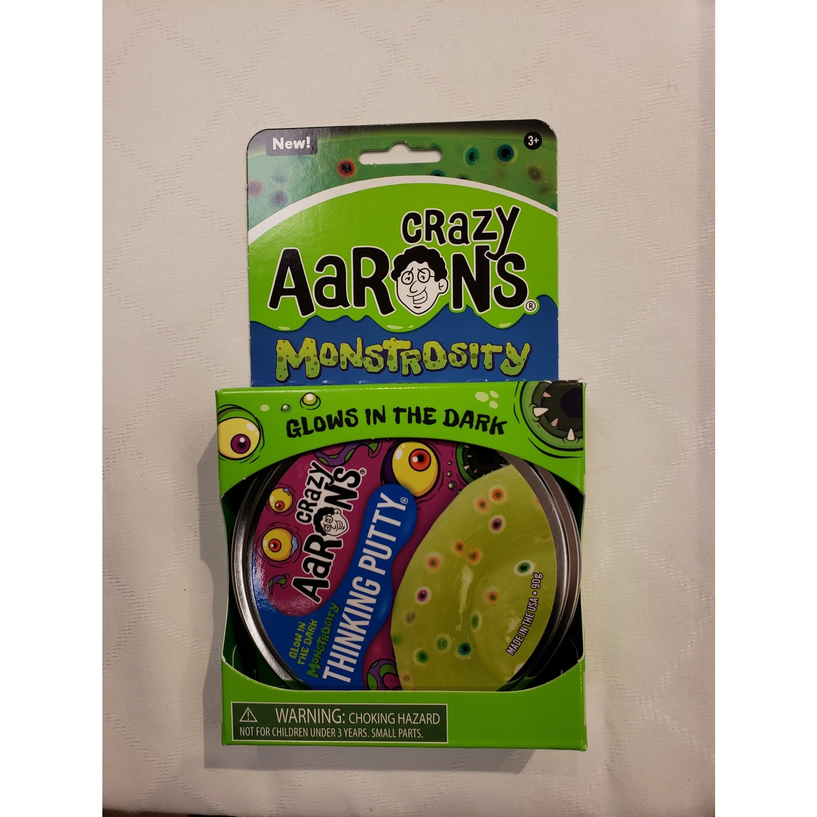 """Crazy Aarons Thinking Putty: Monstrosity (4"""")"""
