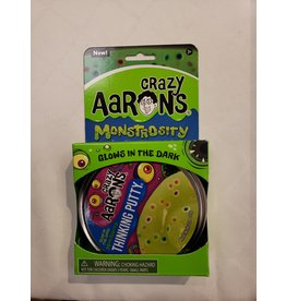 "Crazy Aarons Thinking Putty:  Monstrosity (4"")"