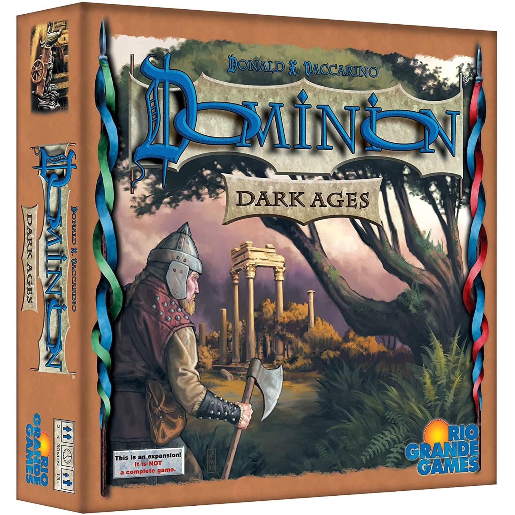 Rio Grande Dominion: Dark Ages (Expansion)