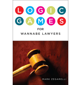 Puzzlewright Logic Games for Wannabe Lawyers