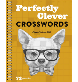 Puzzlewright Perfectly Clever Crosswords