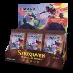 Magic: The Gathering MTG Strixhaven Set Booster Box