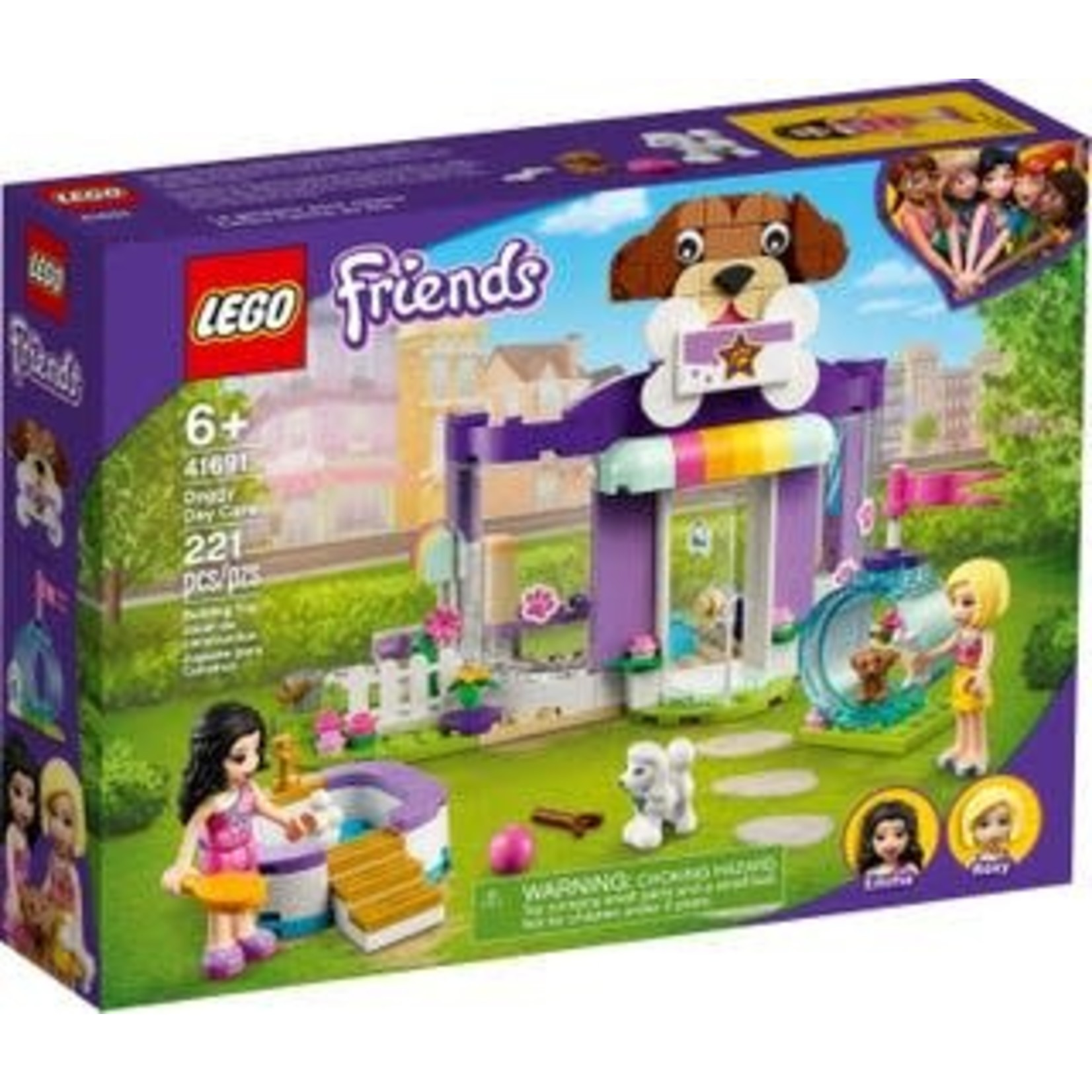 LEGO LEGO Friends: Doggy Day Care