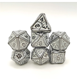 Hymgho Dice US Hymgho 7-Set Druid Glow in the Dark Dice