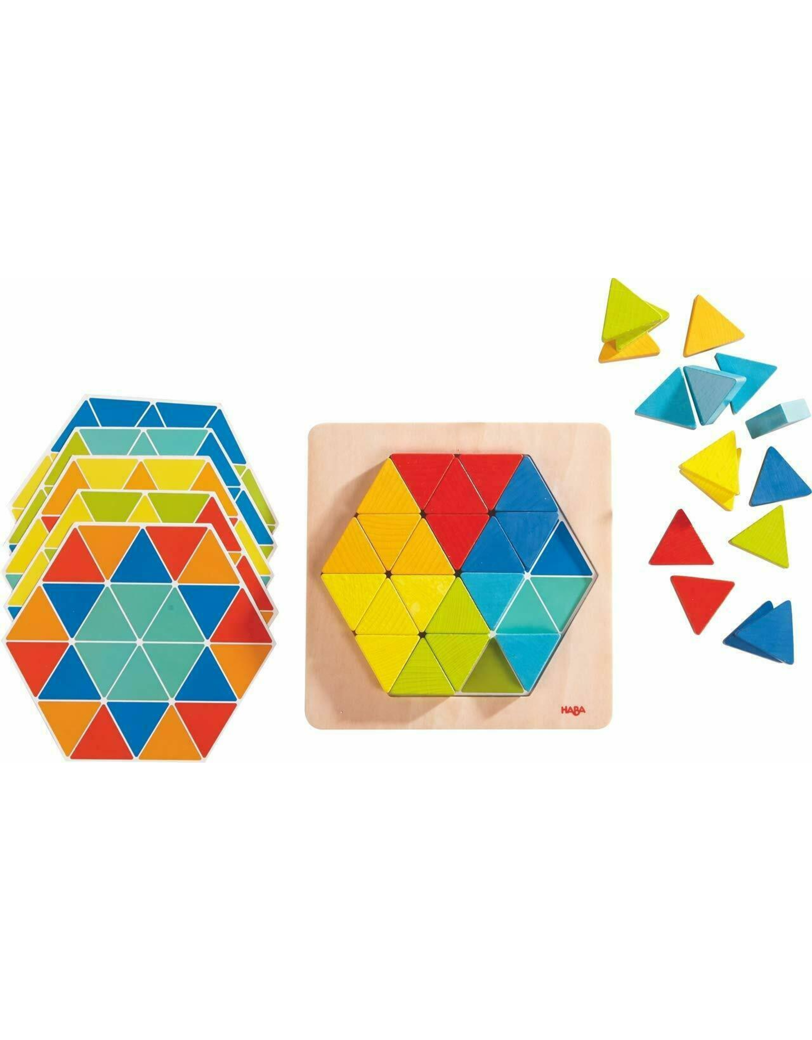 Haba Magical Pyramids