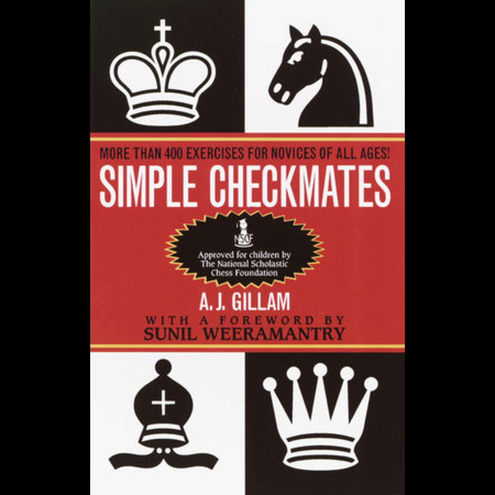 Penguin Random House Simple Checkmates