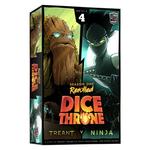 Roxley Dice Throne Season One Rerolled: Treant vs Ninja