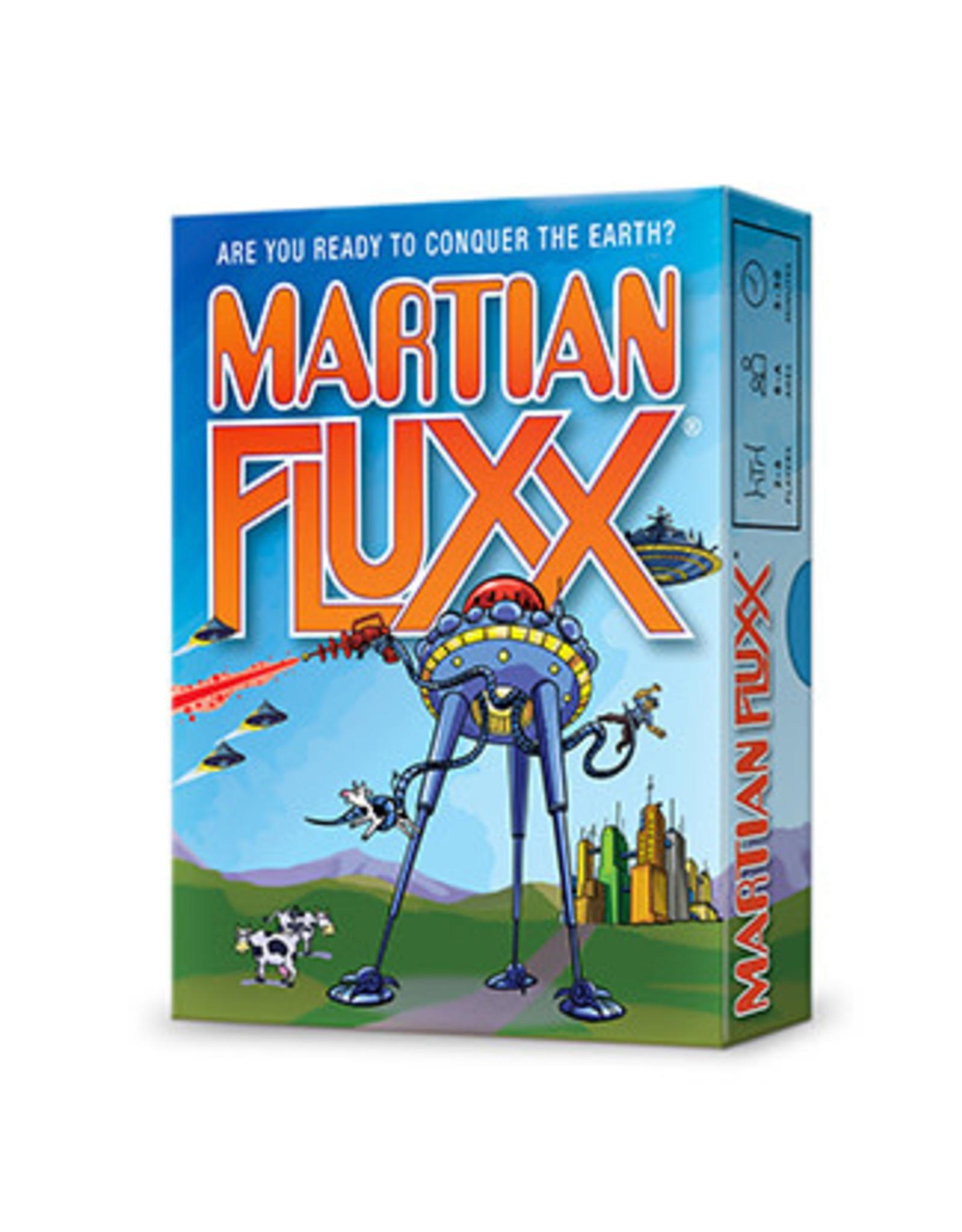 Looney Labs Fluxx Martian