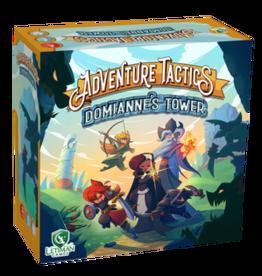 Letiman Games Adventure Tactics Domiannes Tower