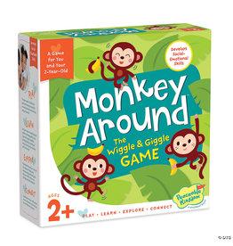 Peaceable Kingdom Monkey Around