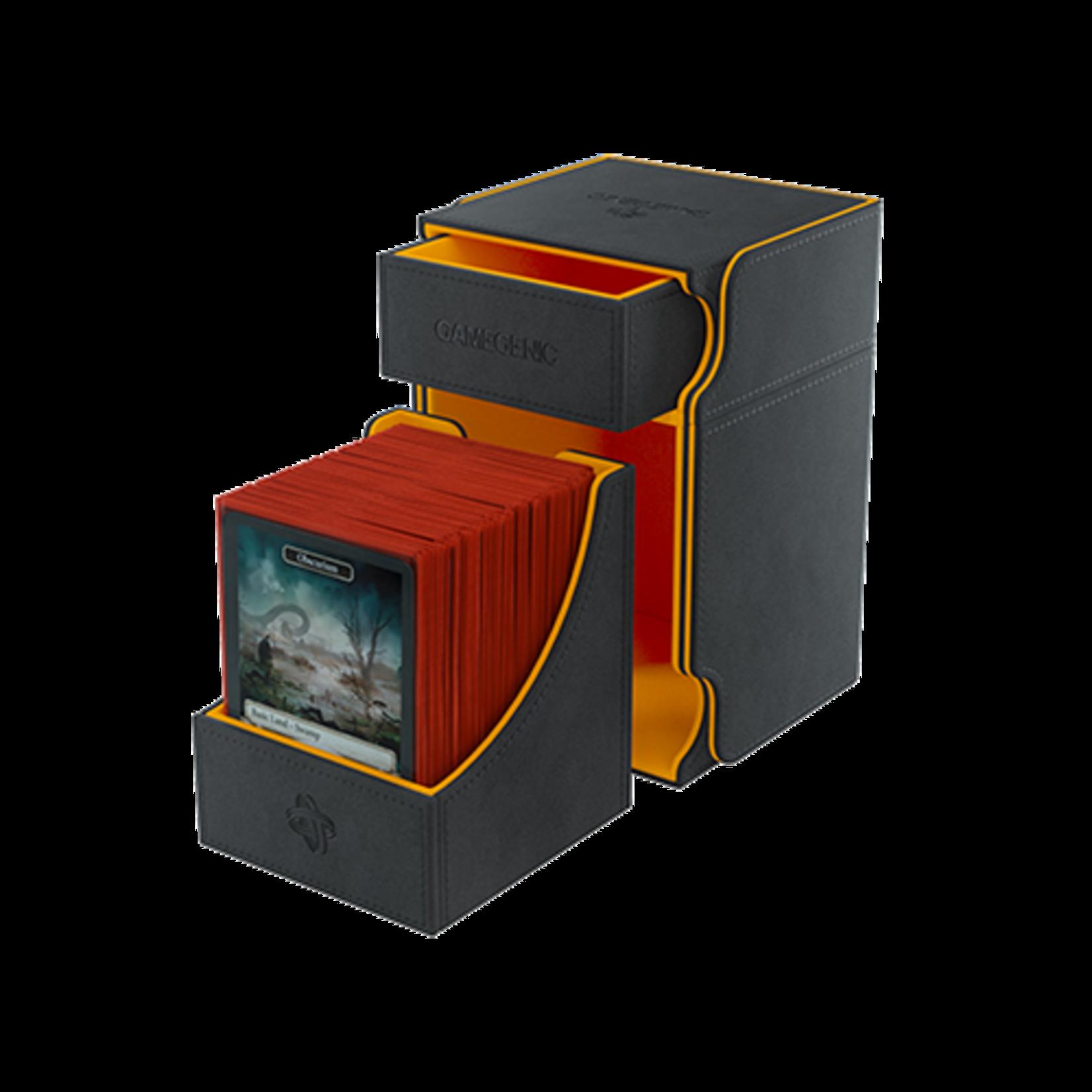 Gamegenic Watchtower 100+ XL Black - Deck Box
