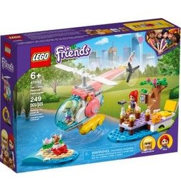 LEGO LEGO Friends Vet Clinic Rescue Helicopter