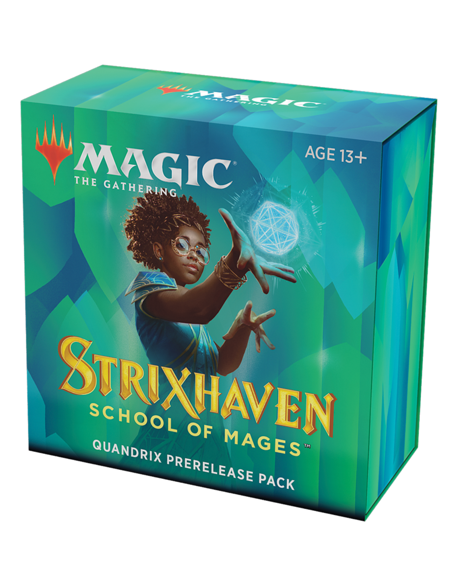 [Event] [Pickup Only] Magic: The Gathering - Strixhaven: School of Mages - Online Prerelease - Sunday 4/18 - Quandrix