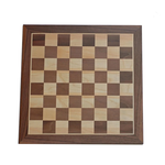 Wood Expressions [Pickup Only] Chess Board Walnut 12""