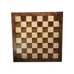 Wood Expressions [Pickup Only] Chess Board Camphor 18 7/8""