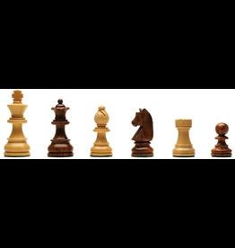 "Wood Expressions Chess Pieces Staunton Sheesham 3 3/4"""