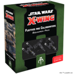 Fantasy Flight Games Star Wars X-Wing 2nd Edition: Fugitives and Collaborators Squadron Pack