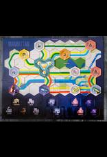 Bezier Games Maglev Metro