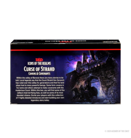 WizKids Minis Dungeons & Dragons: Icons of the Realms Curse of Strahd Covens & Covenants