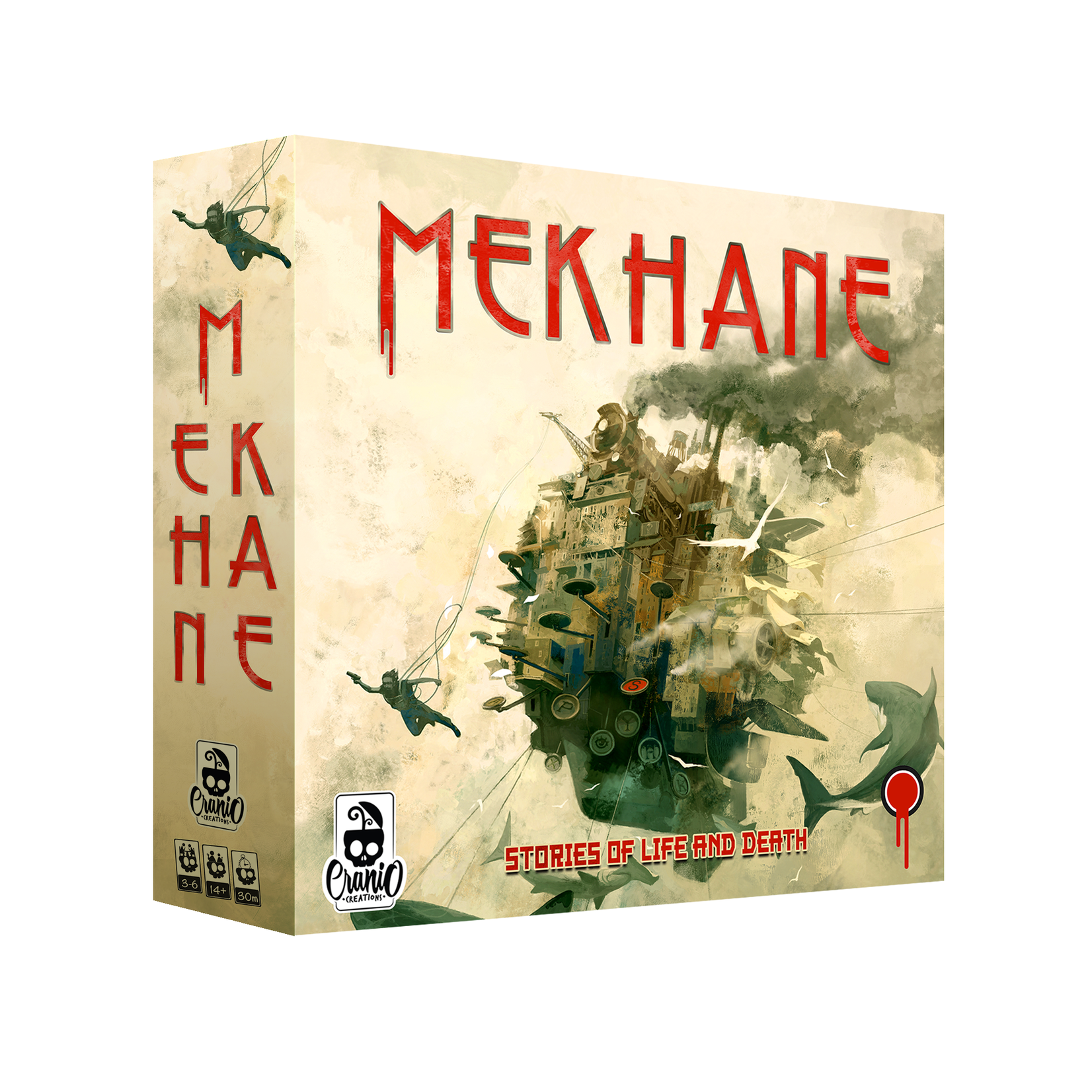 Cranio Creations Mekhane