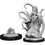WizKids Minis Dungeons & Dragons (Unpainted): Alhoon & Intellect Devourers Wave 13