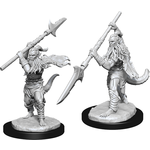 WizKids Minis Dungeons & Dragons (Unpainted): Bearded Devils Wave 13
