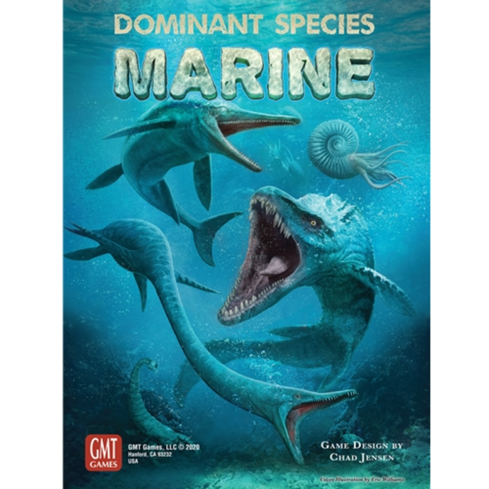 GMT Dominant Species: Marine
