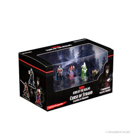 WizKids Minis Dungeons & Dragons Icons of the Realms: Curse of Strahd Legends of Barovia