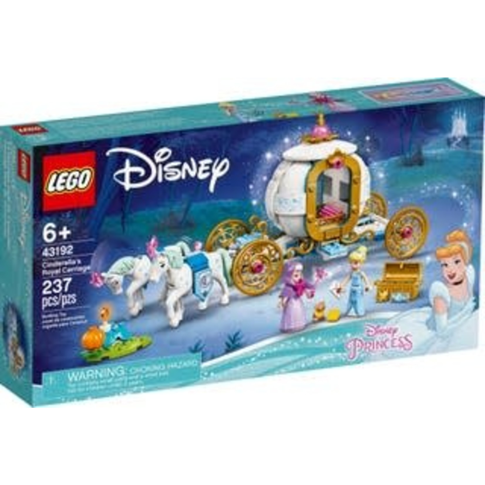 LEGO LEGO Cinderella's Royal Carriage