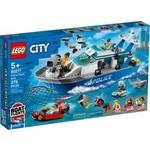 LEGO LEGO City Police Patrol Boat