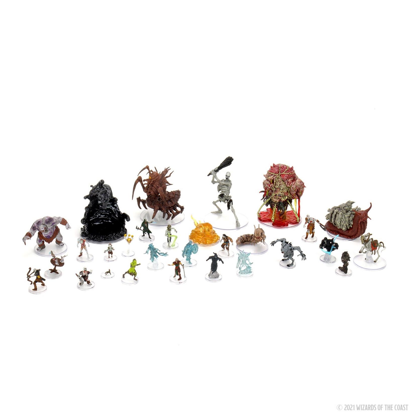 WizKids D&D Icons of the Realms Miniatures: Boneyard Booster Brick