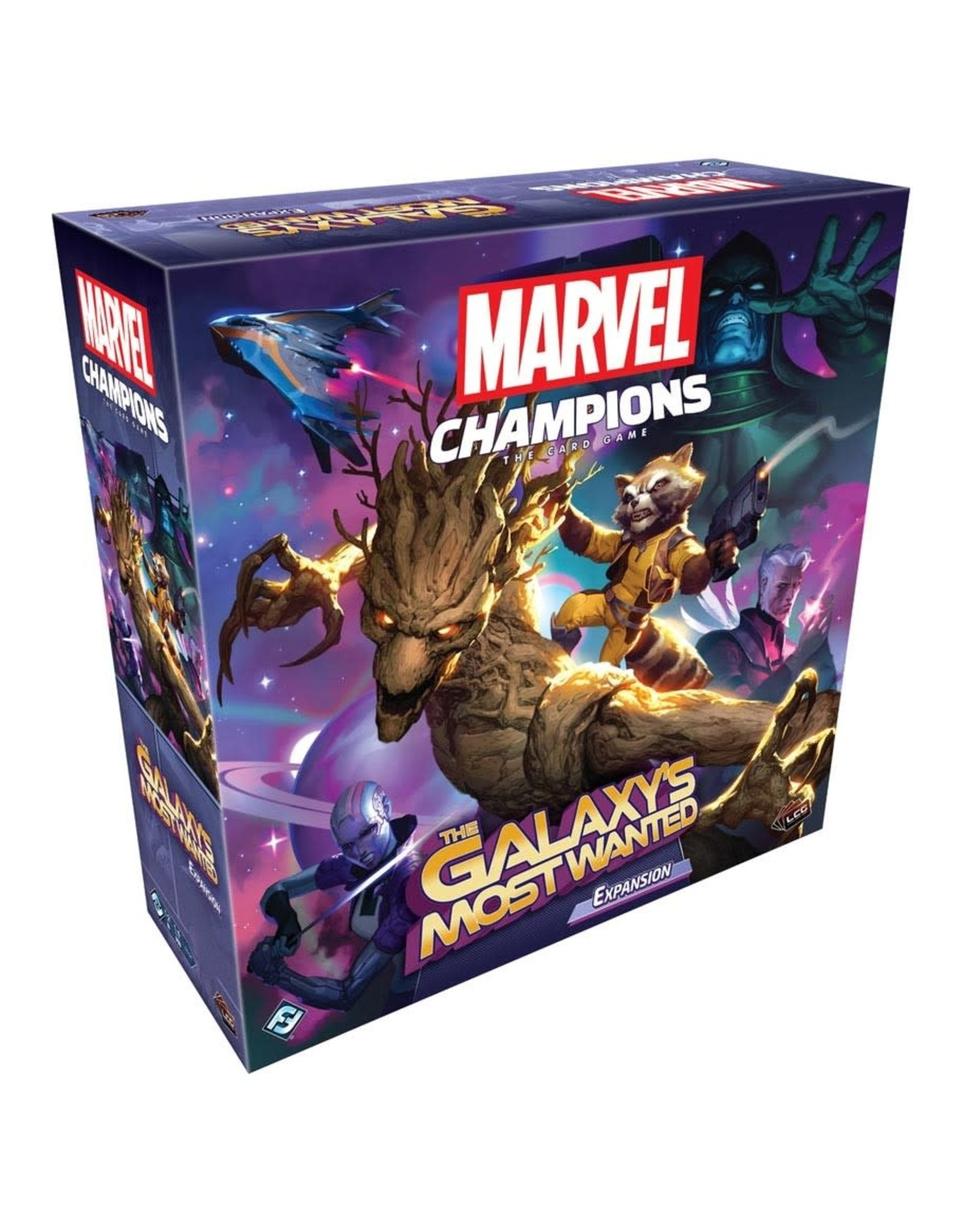 Fantasy Flight Games Marvel Champions: Galaxy's Most Wanted Expansion