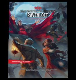 Dungeons & Dragons D&D 5e Van Richten's Guide to Ravenloft (Regular Cover)
