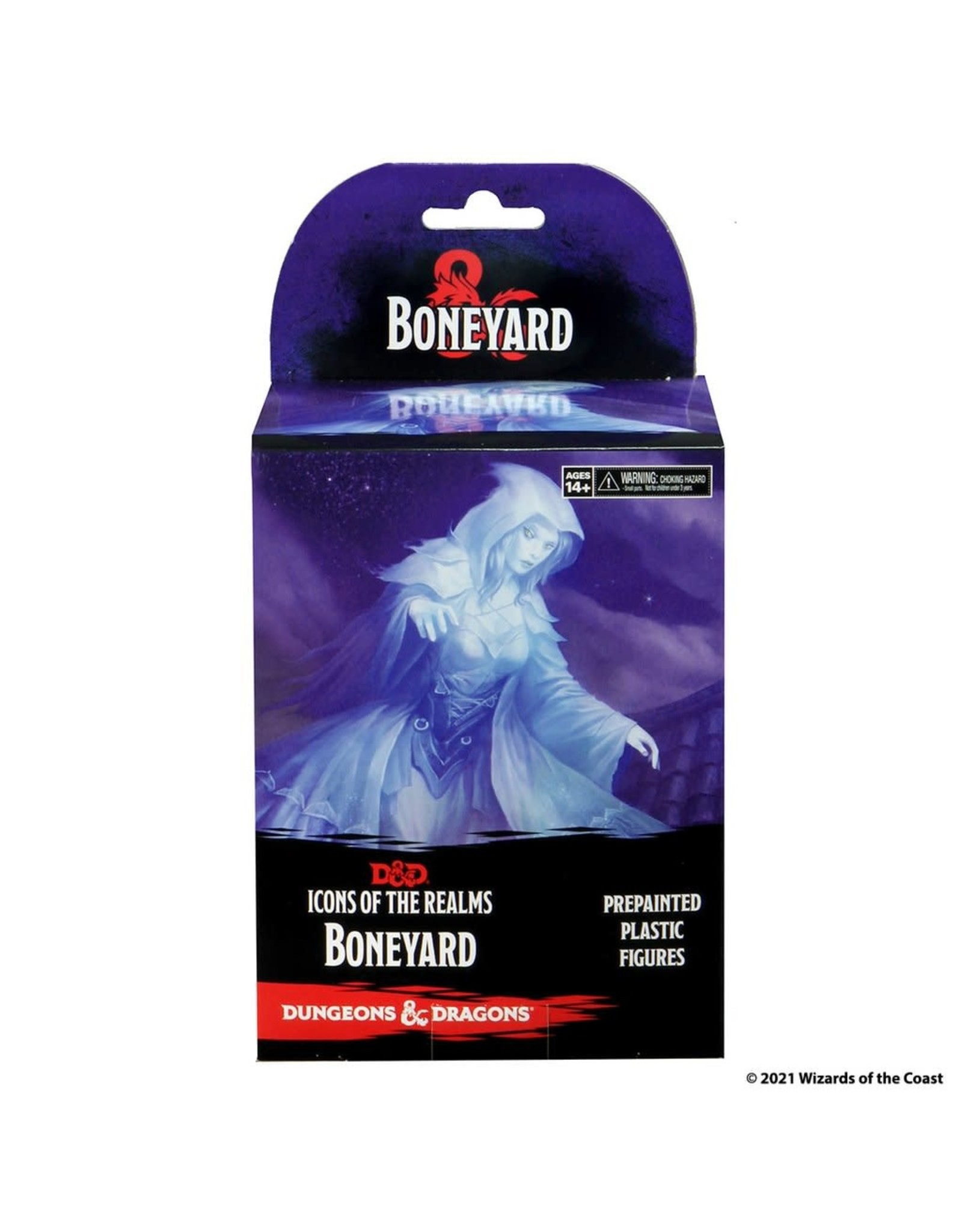 WizKids D&D Icons of the Realms Miniatures: Boneyard Booster