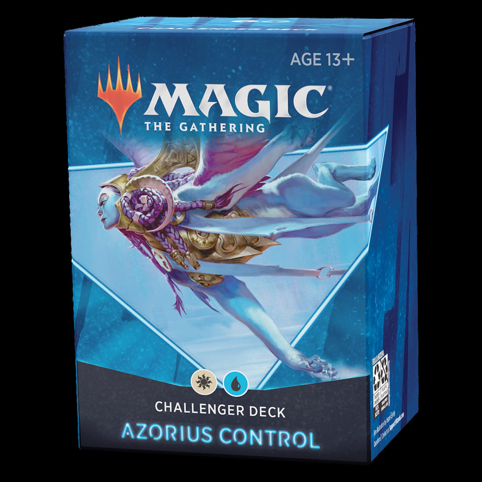 Magic: The Gathering Magic: The Gathering - Challenger Decks 2021 - Azorius Control