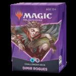 Magic: The Gathering MTG Challenger Decks 2021: Dimir Rogues