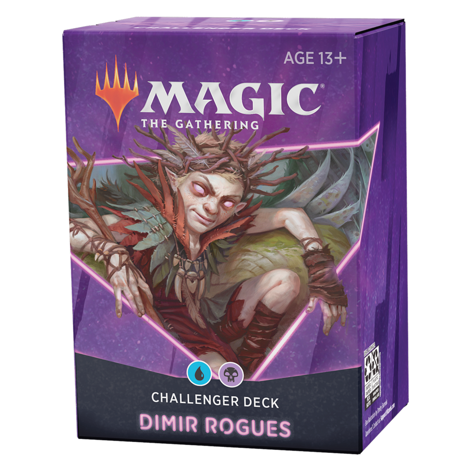 Magic: The Gathering Magic: The Gathering -  Challenger Decks 2021 - Dimir Rogues