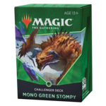 Magic: The Gathering MTG Challenger Decks 2021: Mono Green Stompy