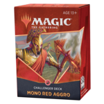 Magic: The Gathering MTG Challenger Decks 2021: Mono Red Aggro