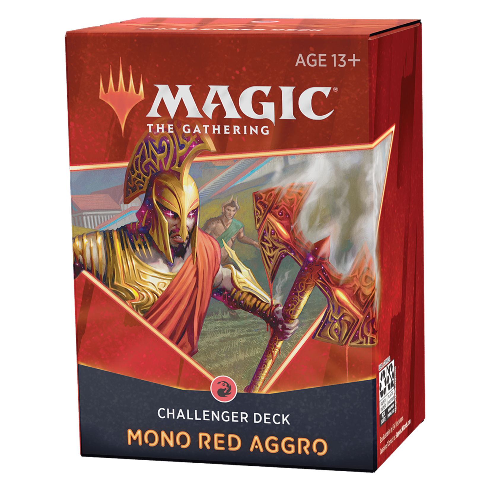 Magic: The Gathering Magic: The Gathering - Challenger Decks 2021 - Mono Red Aggro