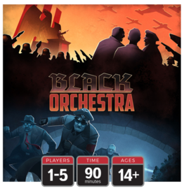 Starling Games Black Orchestra 2nd Edition