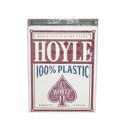 Bicycle Hoyle Cards: 100% Plastic