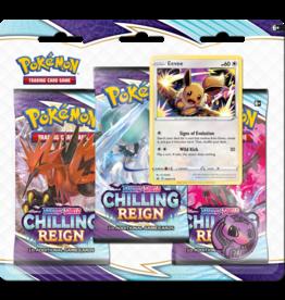 Pokémon Pokémon Chilling Reign 3-Booster Blister