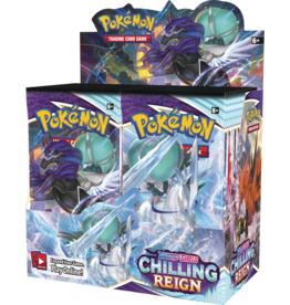 Pokémon Pokémon Chilling Reign Booster Box